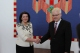 "President Jahjaga participated at the international conference ""La Citta Interetnica"" in Rome"